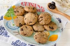 Cookies quinoa olives parmesan fait maison