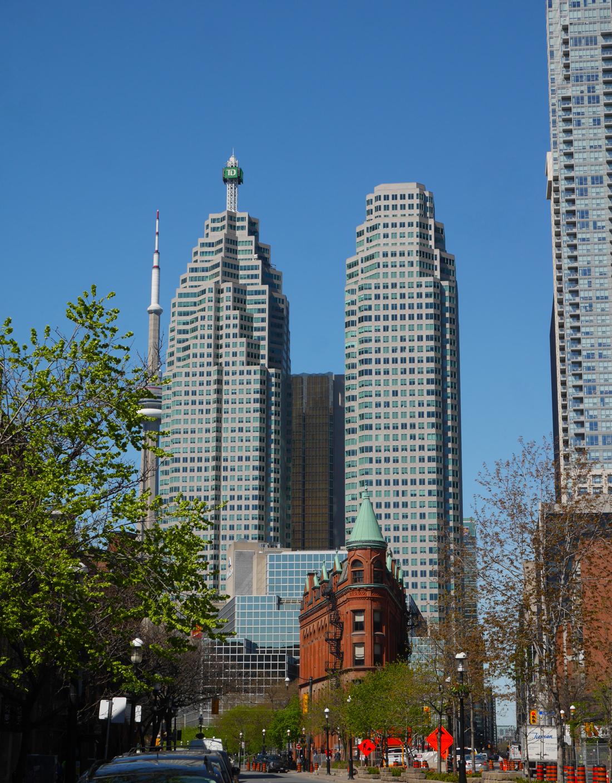 Gooderham Building à Toronto