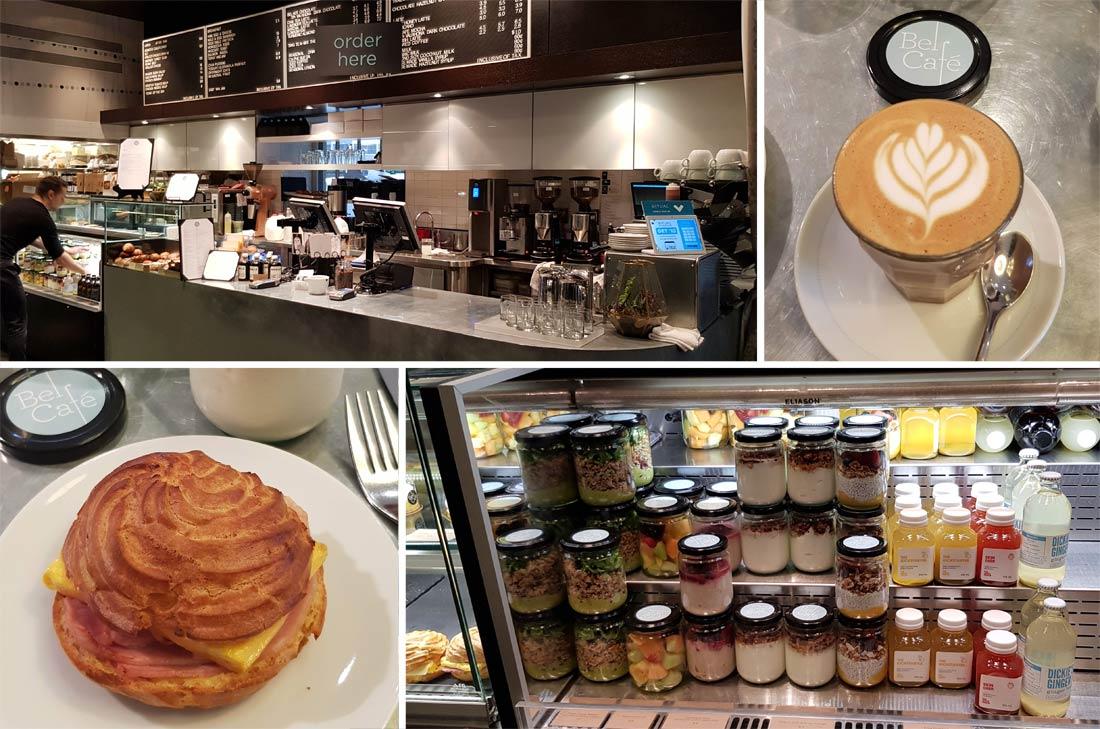 Le Bel Café à Vancouver