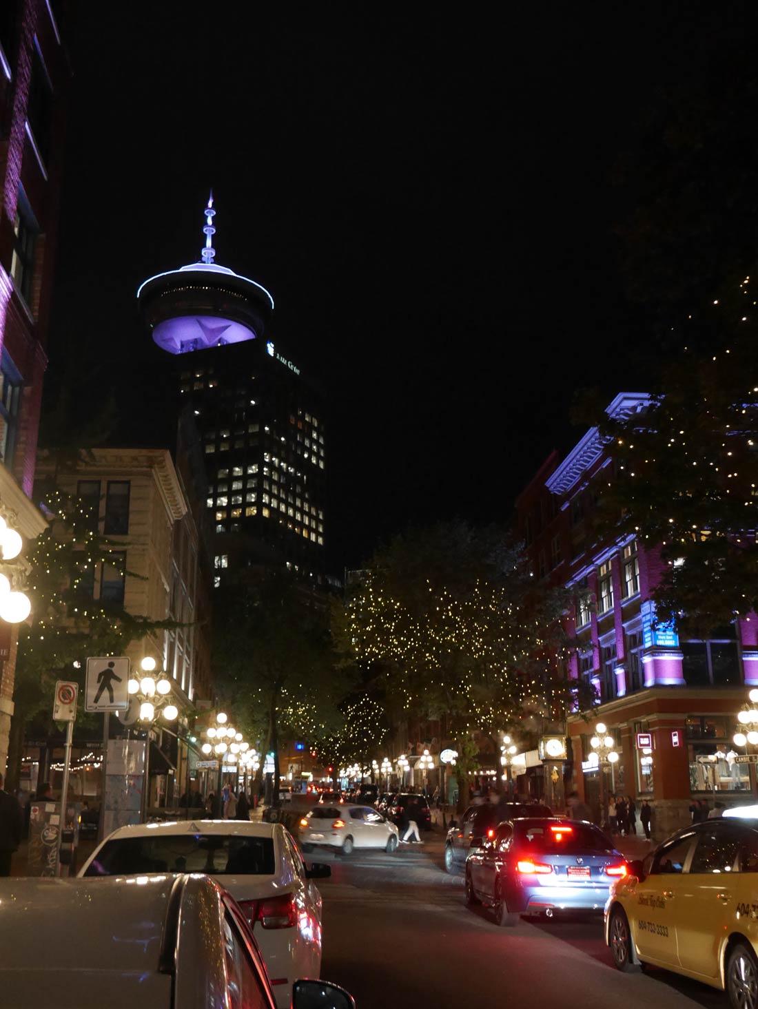 Harbour Center à Vancouver