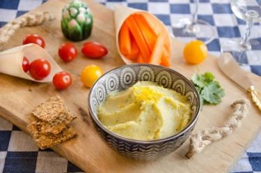 Caviar d'artichauts à l'orange, une tartinade pour l'apéritif