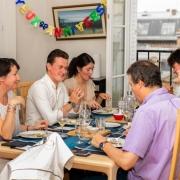Diner La Belle Assiette chez Turbigo Gourmandises