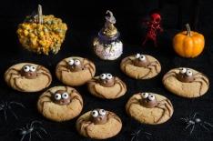 Cookies araignées fait maison