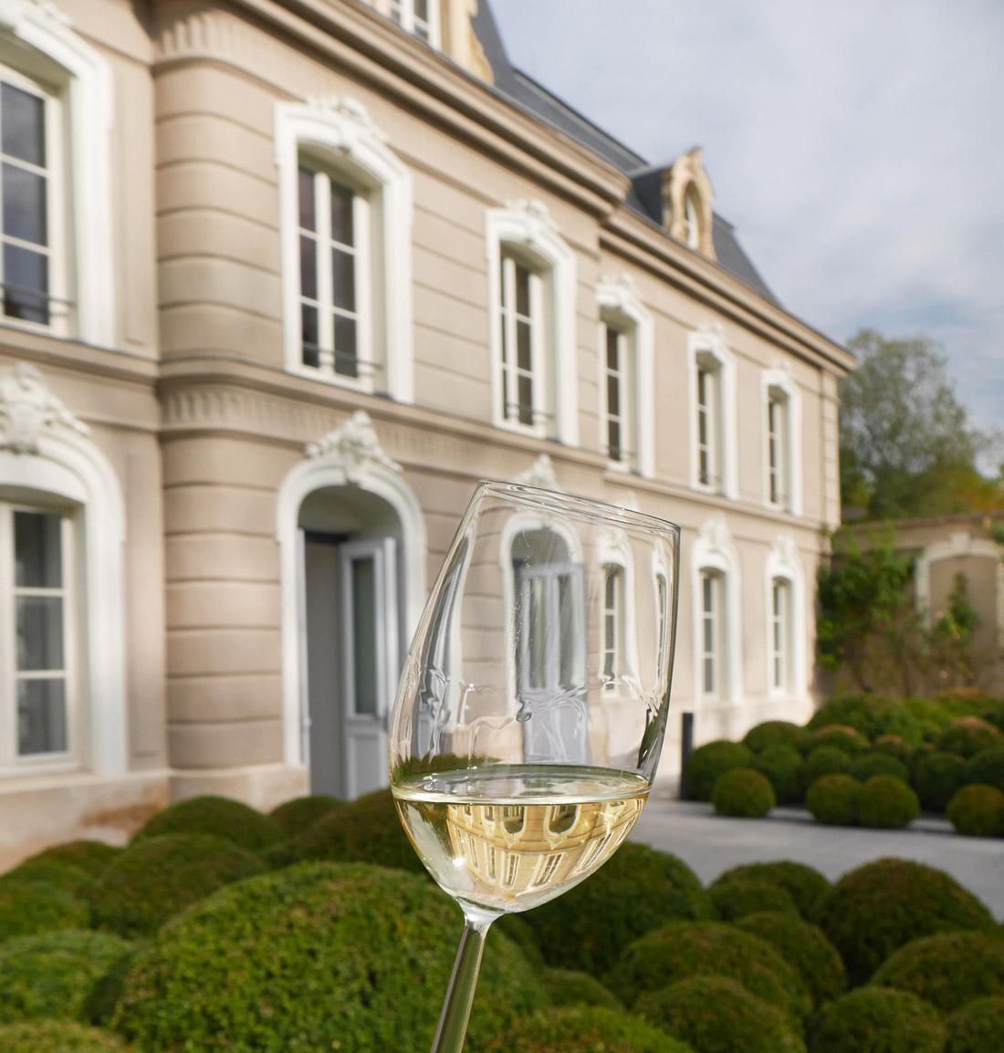 La Maison de champagne Devaux au Hameau de Villeneuve à Bar sur Seine