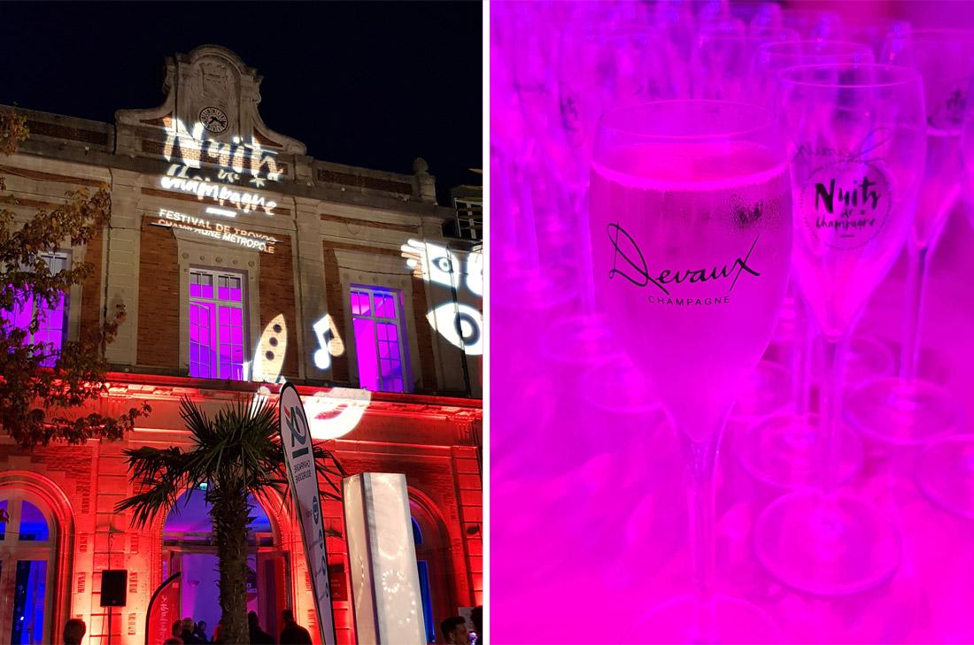 Champagne Devaux partenaire Nuits de champagne