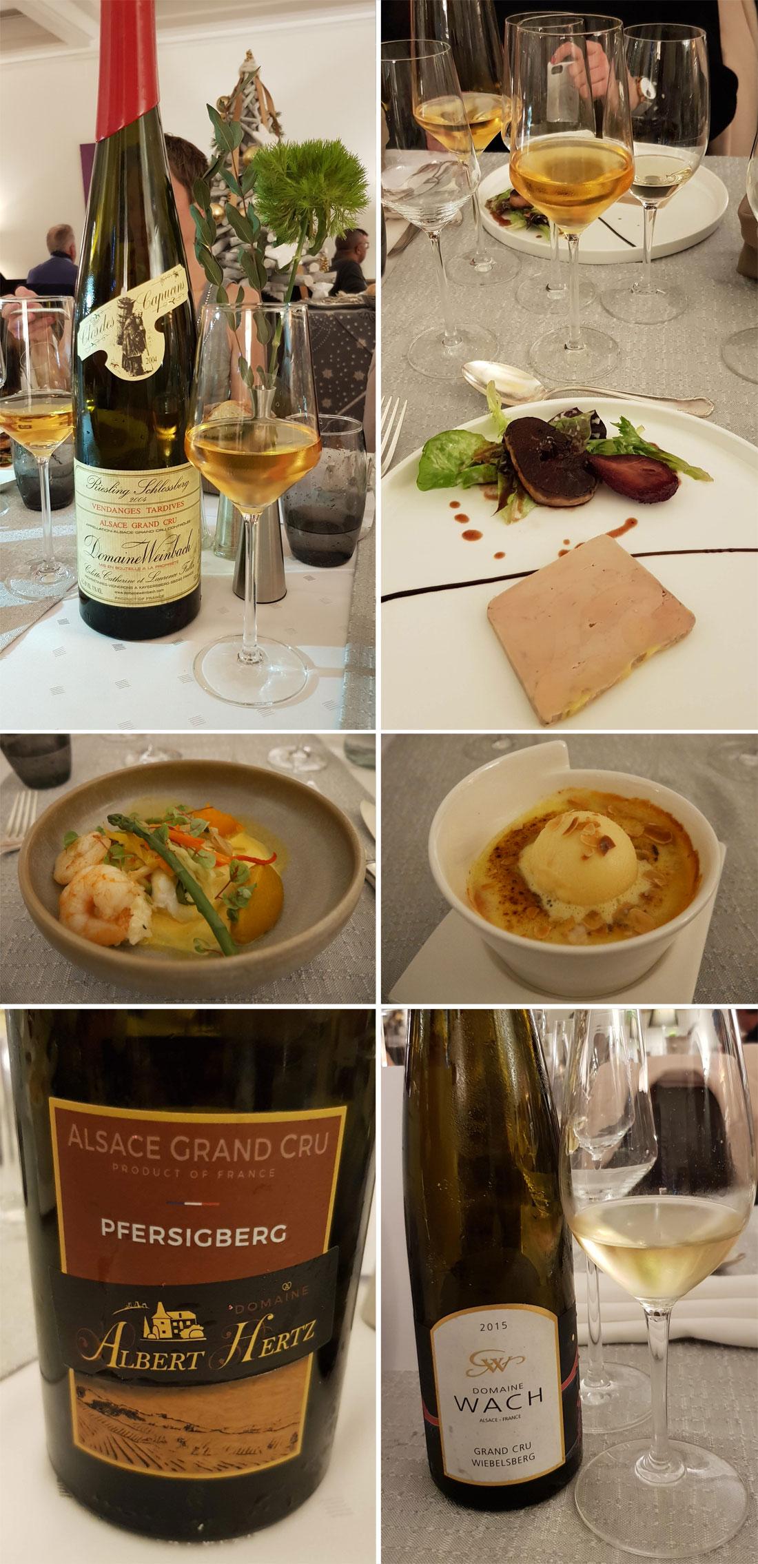 Diners Vins d'Alsace