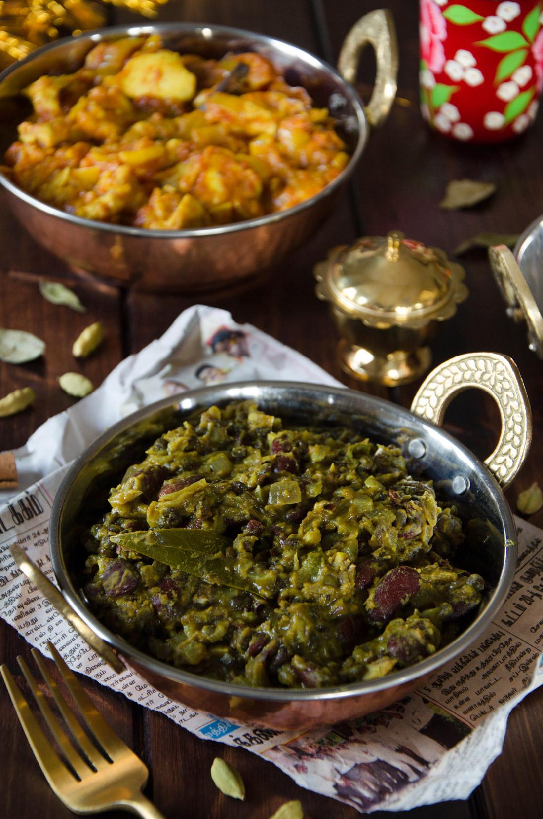 Recette de daal makhani, accompagnement indien