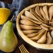 Recette de tarte poire spéculoos