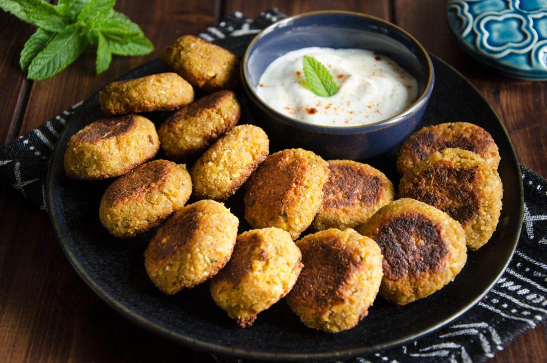 recette de falafels fait maison