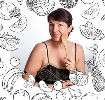 Portrait de Sophie Seïté, auteur du blog Turbigo Gourmandises