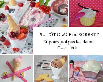 Toutes les recettes de glaces de Turbigo Gourmandises