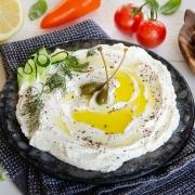 Recette de labneh fait maison au yaourt