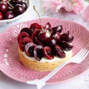 Recette sablé breton cerise amande