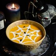 Recette Halloween soupe butternut lait de coco