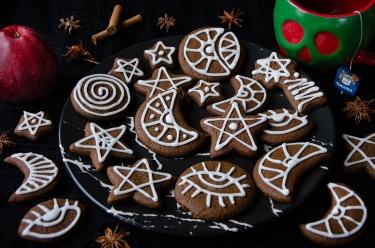 Recette de biscuits gingerbread orange gingembre