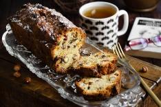 Délicieuse recette de cake aux fruits secs