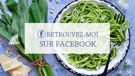 Retrouvez la page de Turbigo Gourmandises sur Facebook